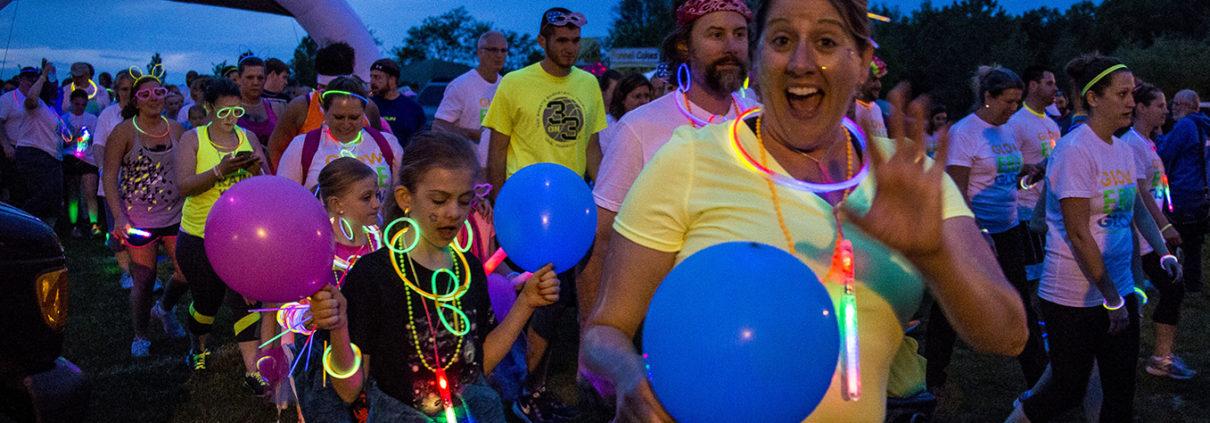 Glow Erie Fun Run - Erie, PA