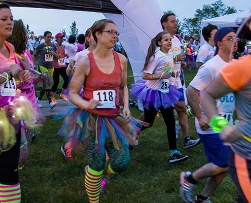 Glow Erie Run 2015